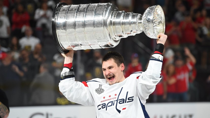 Хоккеист Орлов рассказал, как «из маразматика превратился в Вангу»