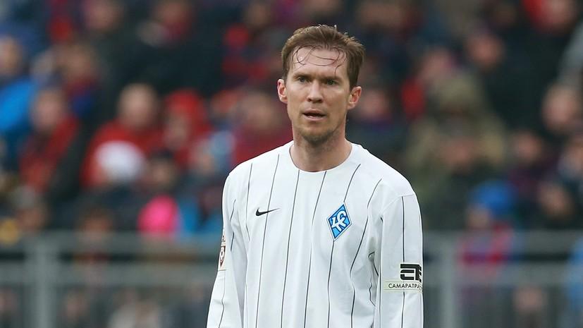 Футболист Александр Глеб рассказал, кого хочет пригласить на свой прощальный матч