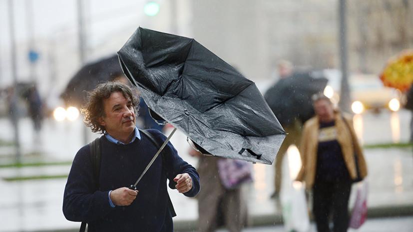В МЧС предупредили о шквалистом ветре в Свердловской области