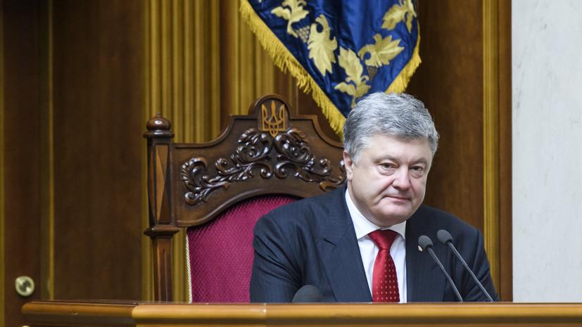 Порошенко надеется на скорое возобновление Польшей эксгумационных работ на Украине