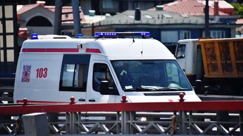 Источник: в Вологде в ДТП с участием «скорой» пострадали семь человек