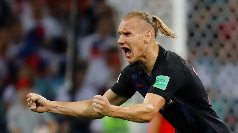 Хорватский футбольный союз выступил с заявлением относительно слов Виды и Вукоевича после матча ЧМ-2018 с Россией