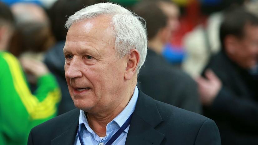 Колосков считает, что стоит доверить Черчесову готовить сборную России к Евро-2020