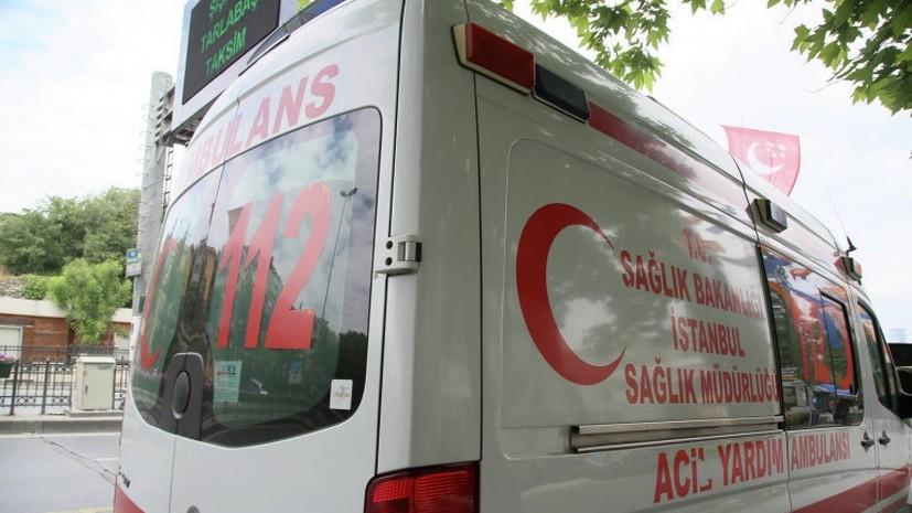 СМИ: В результате аварии на железной дороге в Турции погибли 10 человек