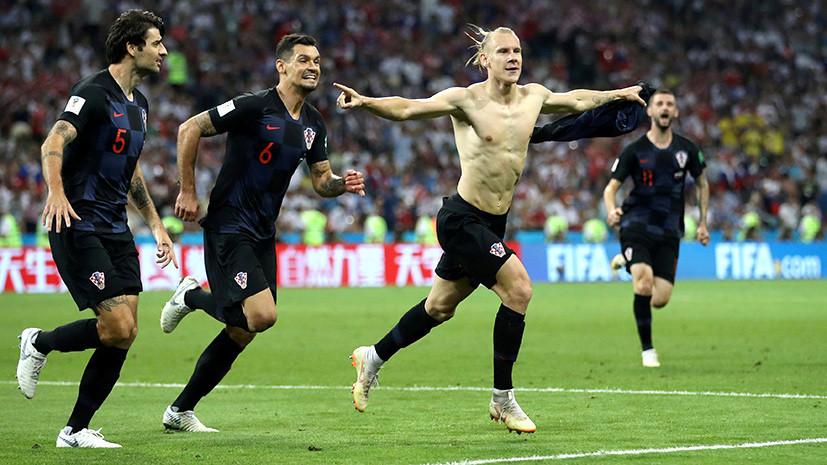 «Изучаем инцидент»: ФИФА даст оценку видеопосту хорватского футболиста с посвящением Украине победы над сборной России