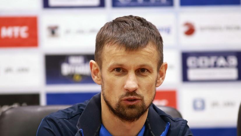 Семак заявил, что выступление сборной России на ЧМ-2018 сплотило страну