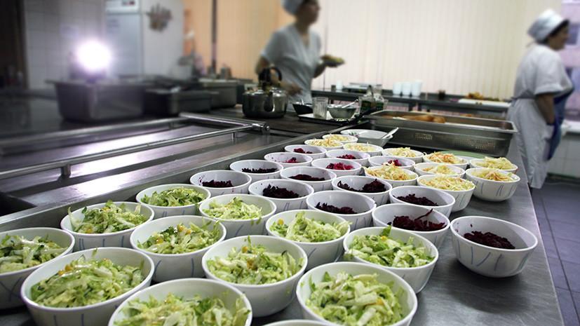 В Удмуртии отстранили от работы шестерых поваров лагеря, где отравились дети