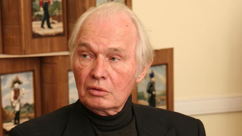Валерия Ганичева похоронят 10 июля в Переделкине