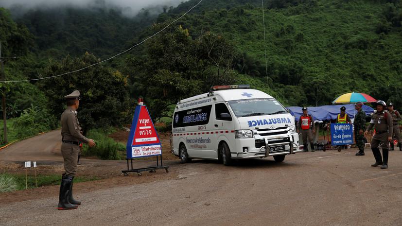 Эксперт прокомментировал испытания Маском мини-субмарины для спасения детей из пещеры в Таиланде