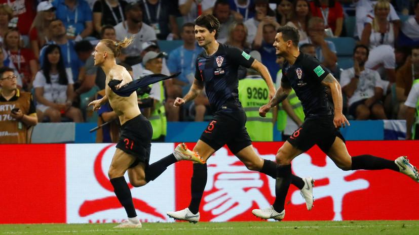 Посол Сербии призвал исключить политику из спорта на фоне ситуации с игроком сборной Хорватии