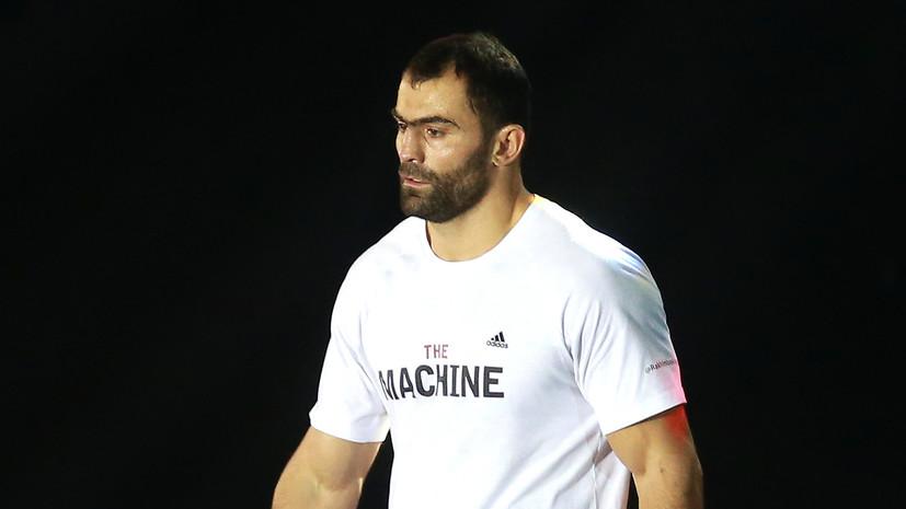 Чемпион Олимпиады-2008 Чахкиев поделился ожиданиями от финального боя WBSS Гассиева с Усиком