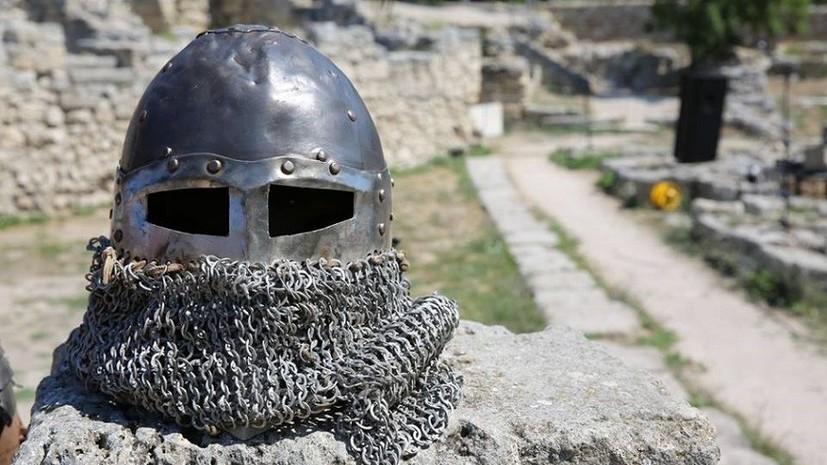 В Крыму прошёл фестиваль исторической реконструкции «На перекрёстке цивилизаций»