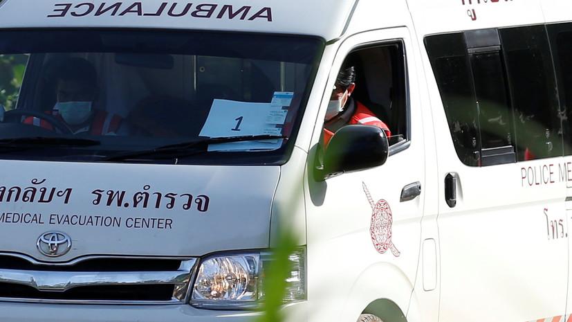 Седьмого ребёнка вывели из пещеры в Таиланде