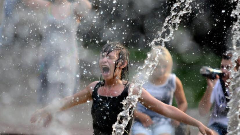 В Новосибирске выпустили экстренное предупреждение из-за жары