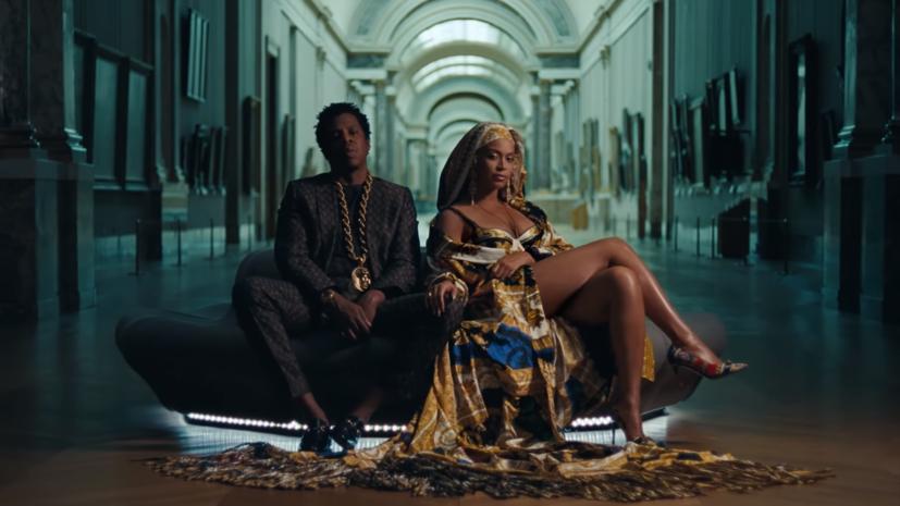 В Лувре появилась экскурсия по мотивам клипа Бейонсе и Jay-Z