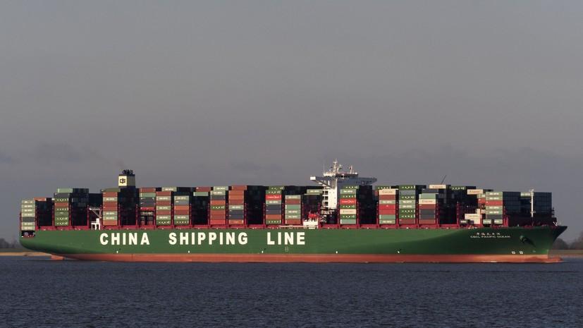 В Минпромторге Россиирассказали о вреде торговой войны между США и Китаем для этих стран