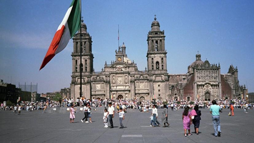 В Мексике объявили тревогу из-за кражи контейнера с радиоактивным веществом