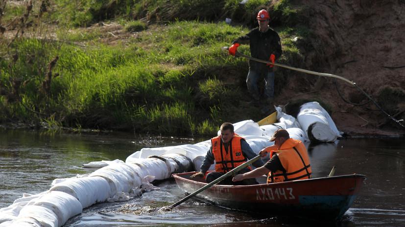 Власти Новокузнецка рассказали о проекте мероприятий по очистке русла реки Аба