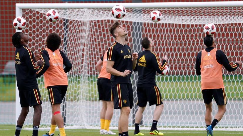 Дешам высказал мнение о тренерах сборной Бельгии