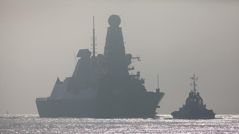Эксперт прокомментировал намерение Британии усилить присутствие в Атлантике из-за «российской угрозы»