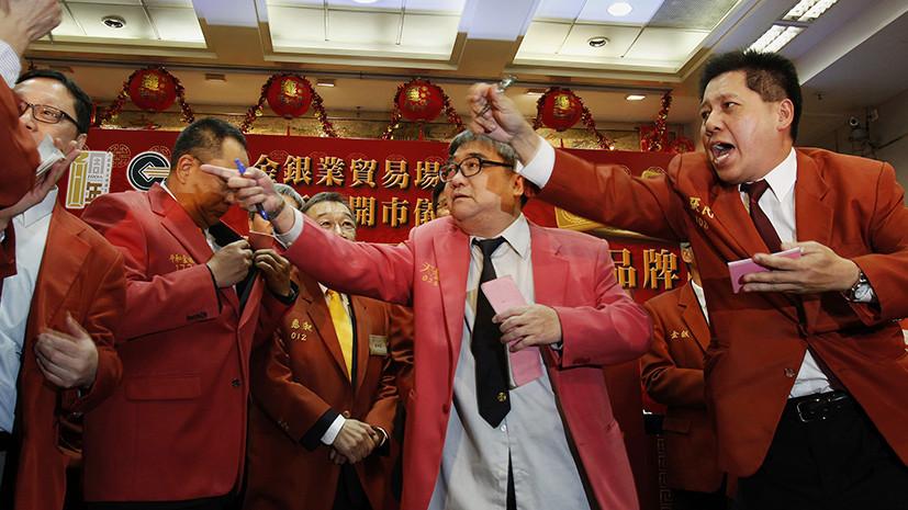 Китай намерен разрешить иностранным инвесторам покупку акций