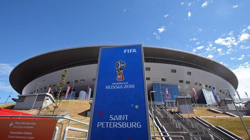 В Петербурге продлили работу автобусов в день матча Франция — Бельгия