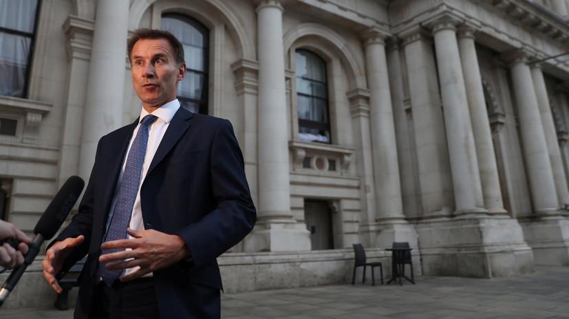 Эксперт прокомментировал назначение нового главы МИД Великобритании
