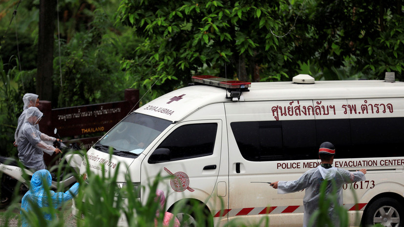 Женщина-водолаз прокомментировала спасательную операцию в пещере Таиланда