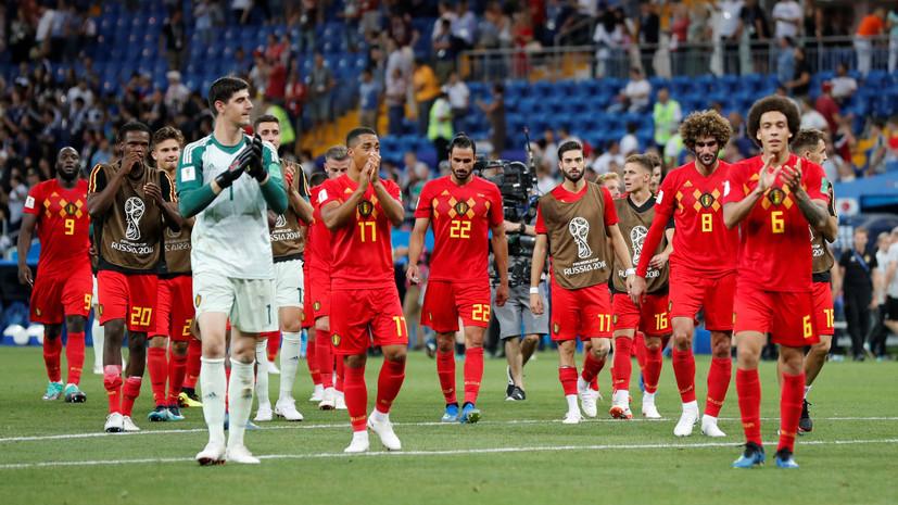 Анри против своих, президент на трибунах и исторический шанс для «дьяволов»: Франция сыграет с Бельгией в полуфинале ЧМ