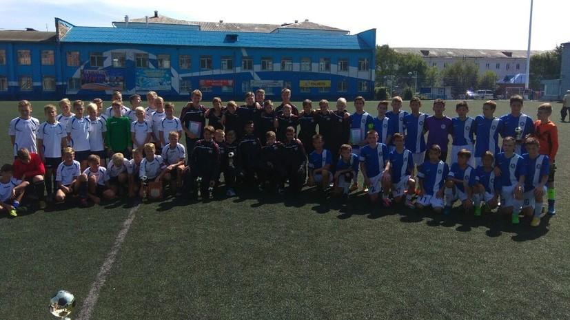 Дальневосточный этап Кубка РФС пройдёт 10—13 июля в Хабаровске