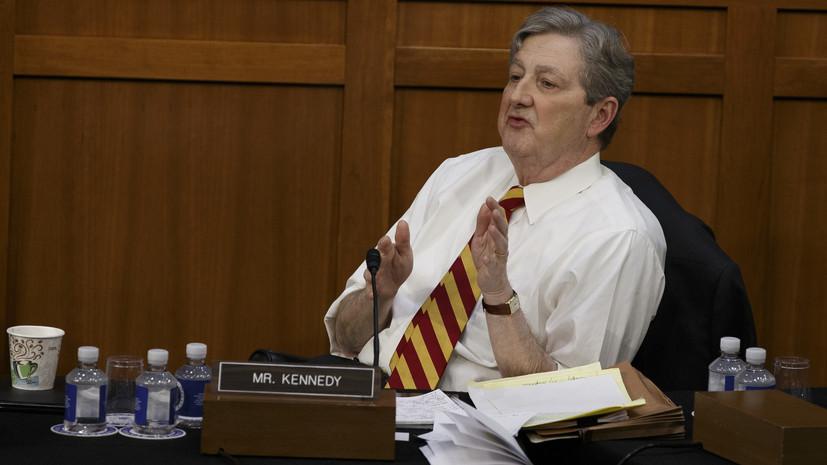 Сенатор из США сравнил российские власти с мафией