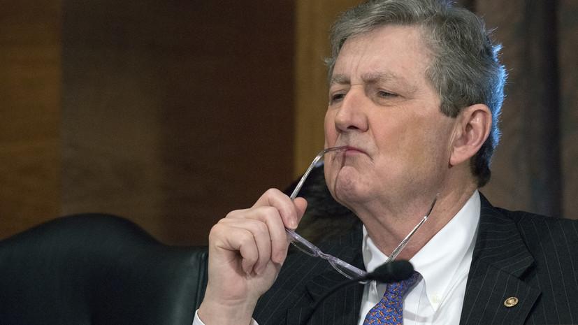 Эксперт прокомментировал высказывание американского сенатора о российских властях