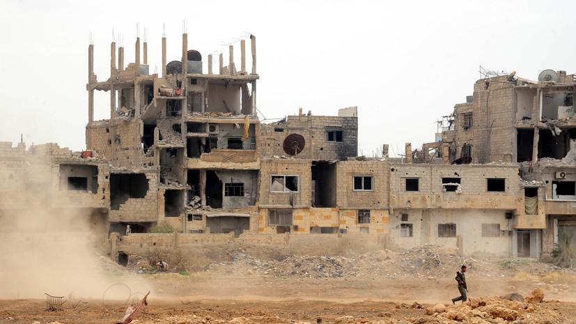 Россия зафиксировала восемь случаев нарушения перемирия в Сирии за сутки