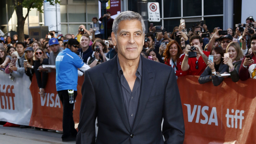 Джордж Клуни попал в аварию на Сардинии