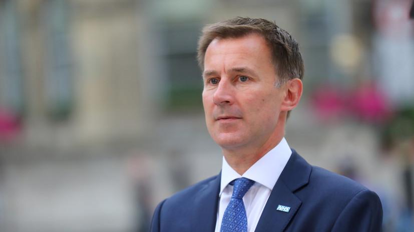 Эксперт оценил назначение нового министра иностранных дел Британии