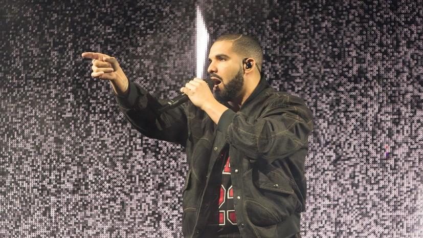 Альбом рэпера Дрейка Scorpion побил мировой рекорд по числу прослушиваний