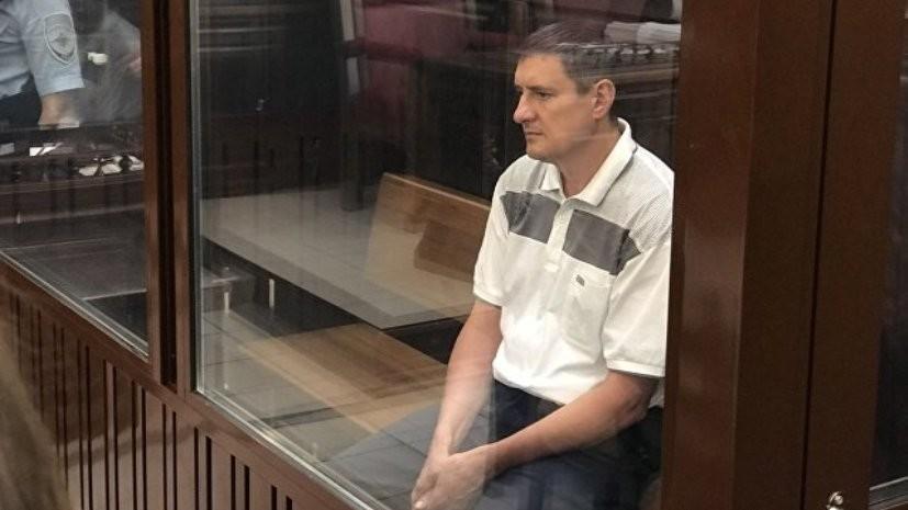 Суд арестовал начальника службы пожаротушения по делу «Зимней вишни»