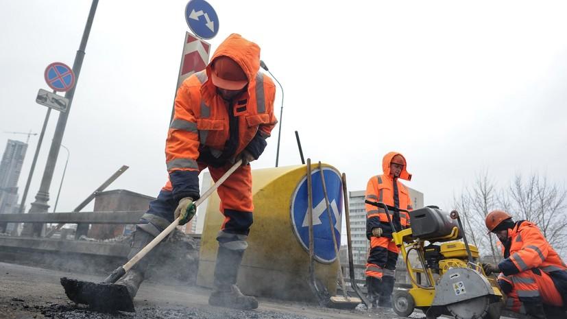 В Подмосковье отремонтировали почти 1,2 тысячи дорог за семь месяцев
