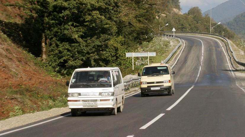 В Новосибирской области ограничивают движение по трассам из-за сильной жары