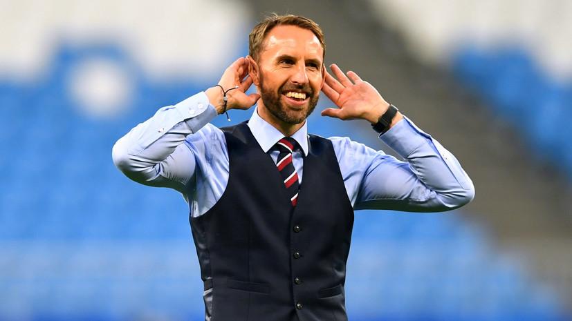 Саутгейт рассказал, пила ли сборная Англии чай из самовара, подаренного на ЧМ-2018