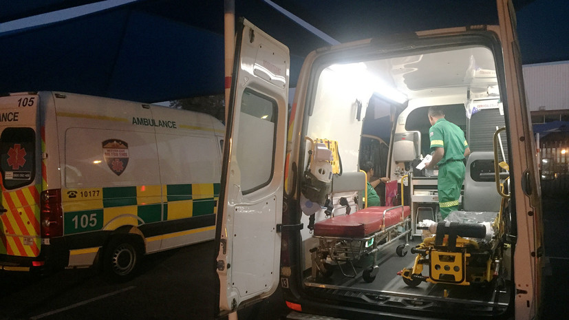 В результате крушения самолёта в ЮАР погиб человек