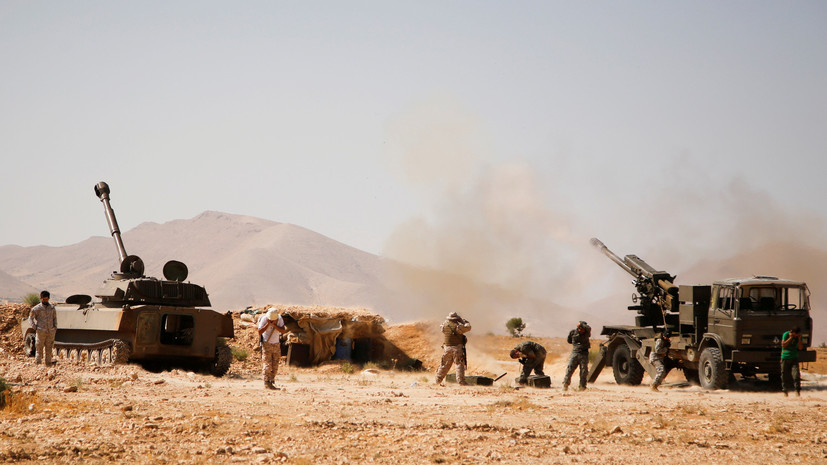 Минобороны опровергло сообщения о гибели российских военных при теракте в Сирии