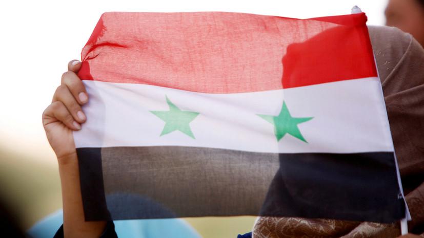 Неменее 950 человек покинули зону деэскалации вСирии