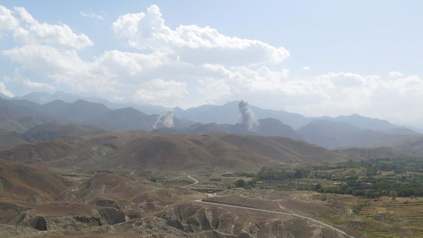 Боевики взяли заложников в здании департамента образования на востоке Афганистана