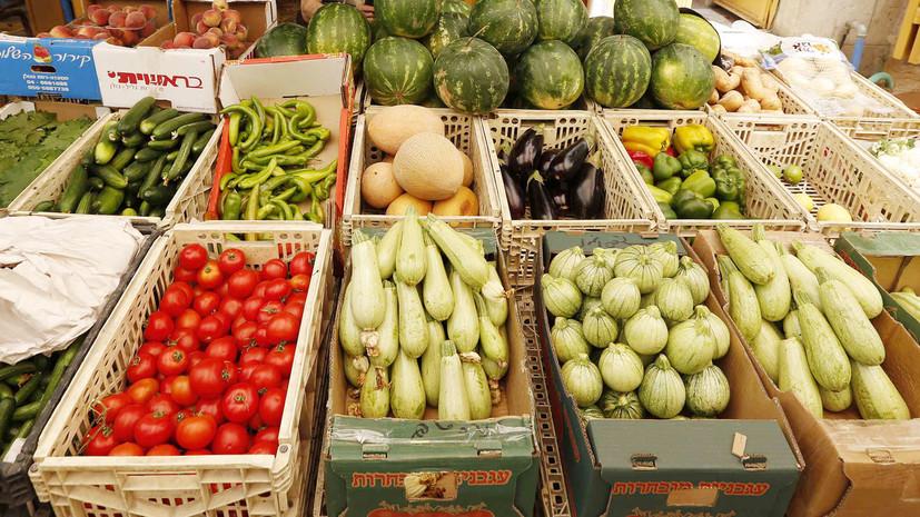 В Приморье задержали груз с 25 тоннами заражённых овощей и фруктов из Китая