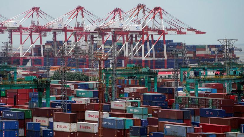 Взвинчивая ставки: США подготовили новый список китайских товаров на $200 млрд для введения пошлин