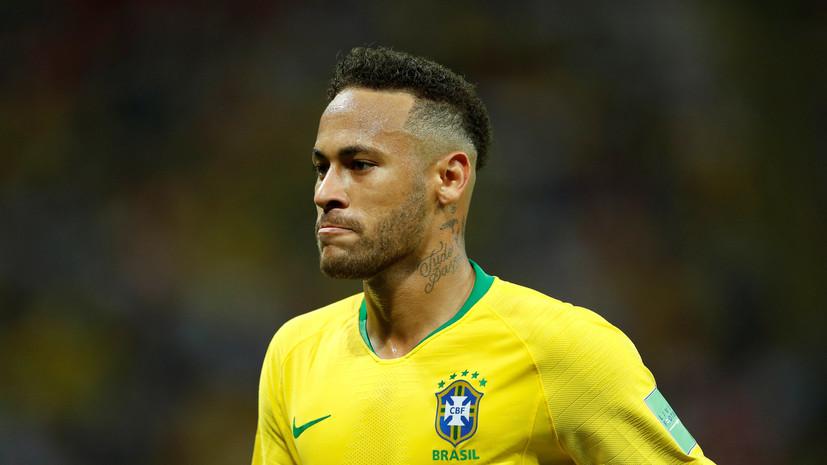 Легендарный футболист Роналдо раскритиковал игру бразильца Неймара наЧМ