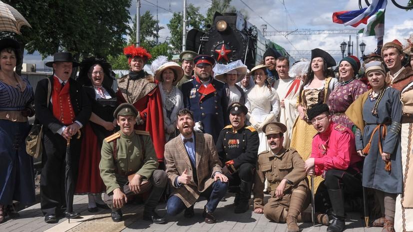 Фестиваль «Времена и эпохи» пройдёт с 10 по 22 августа в Москве
