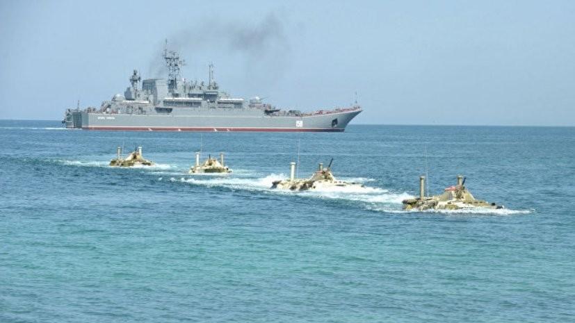 Ракетчики Черноморского флота проводят плановые тренировки по уничтожению морских целей