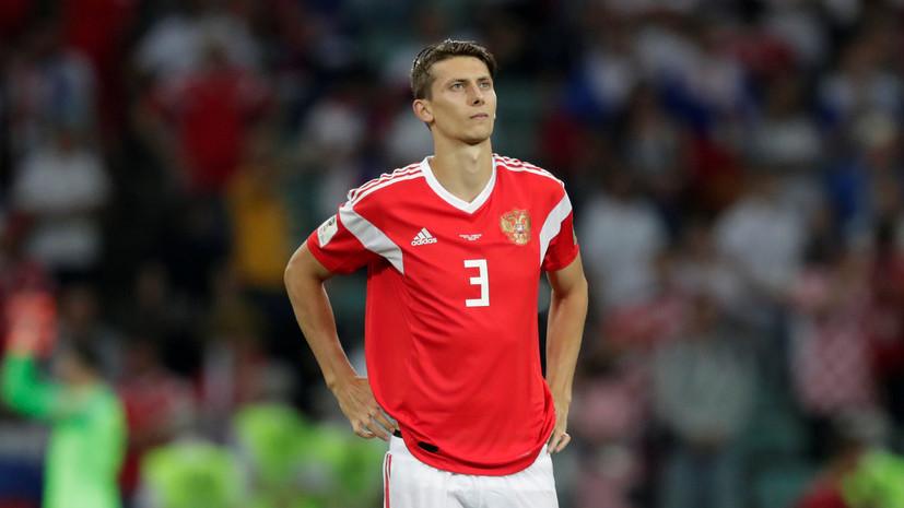 Врач сборной России рассказал о состоянии здоровья Кутепова после матча с Хорватией